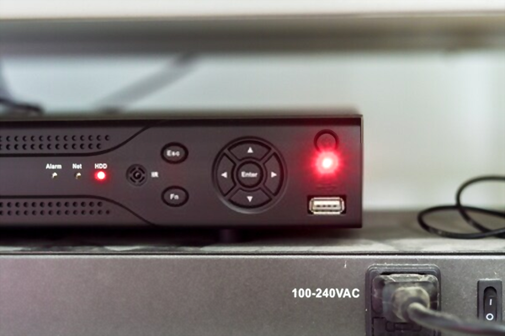DVR Protection